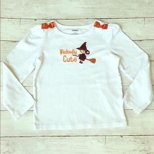 Gymboree Wickedly Cute Halloween Shirt